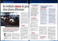 articles – RéussirLait – Novembre 2014