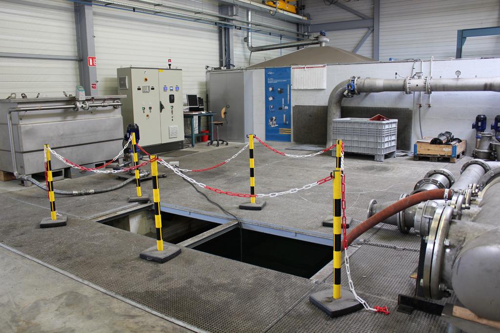 espace essais pompes
