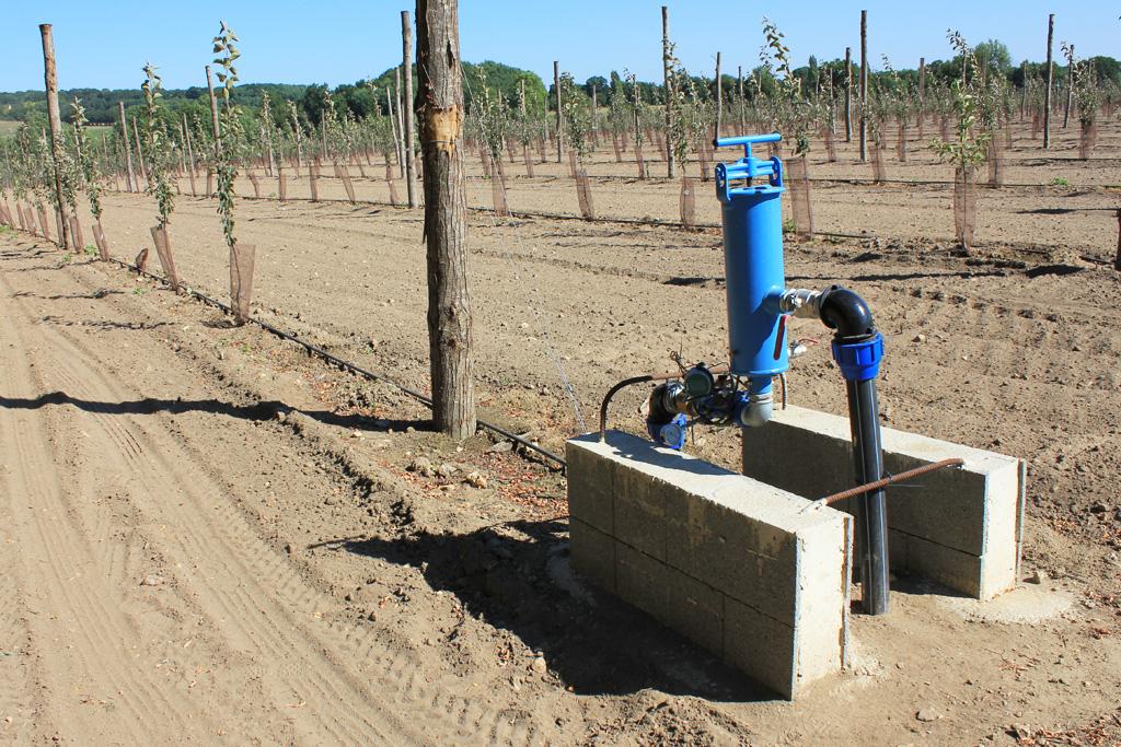 Pompe d'irrigation