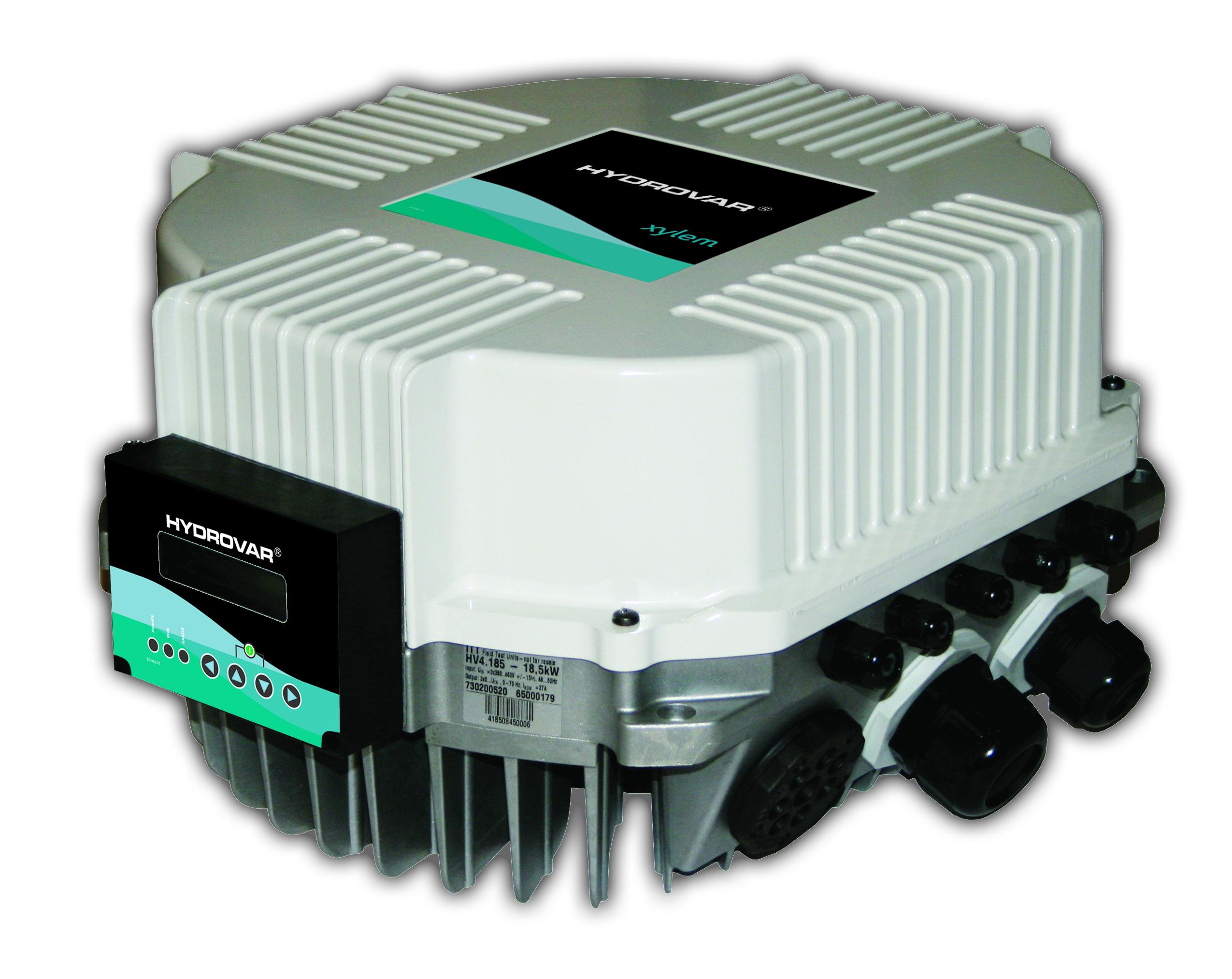variateur de vitesse Hydrovar Xylem